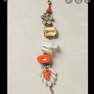 Anthropologie Collage Bracelet